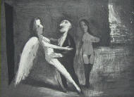 Garry Shead 'Goya 4' Etching, Price: SOLD